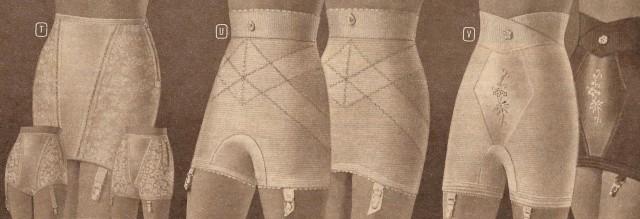 1960-girdles