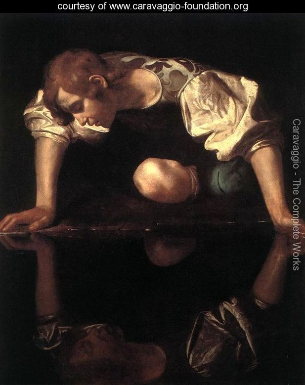 Narcissus,-c.1597-99-large