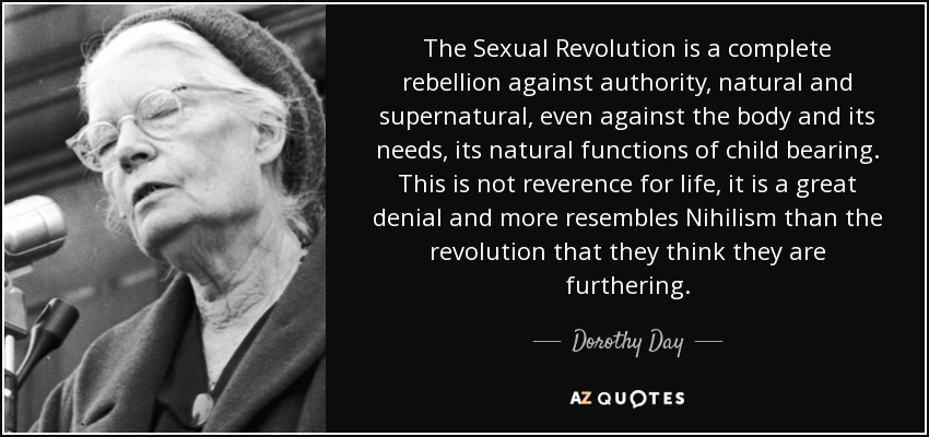 Is our post modern cultural Marxism rooted in a sexual revolution that was  disguised as a women's movement? | cookiecrumbstoliveby